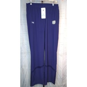 Under Armour Notre Dame Wmns Pants NWT Large Tall
